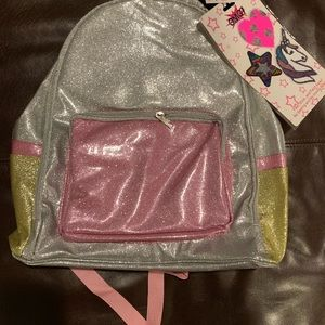 Handbags - *brand new gorgeous sparkly backpack!!!